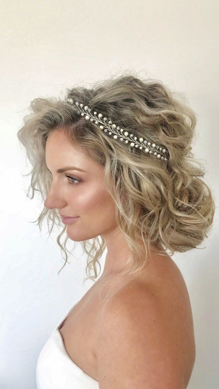 grecian princess headband,beach wedding hair vine,boho hair