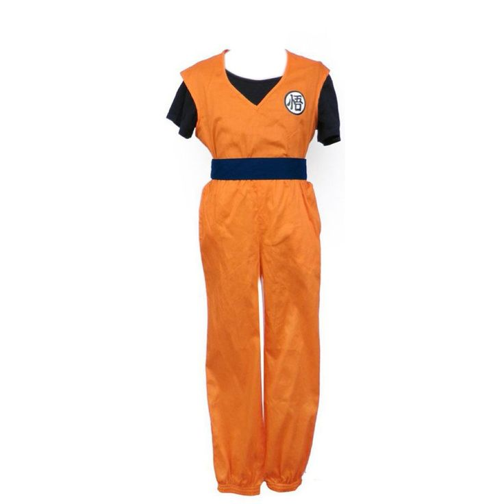Dragon Ball Cosplay Costume - Son Goku Outfit 2nd-Îò XXX-Large *** Details can be found by clicking on the image.