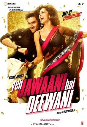 Buy Yeh Jawaani Hai Deewani  Audio CD at www.greatdealworld.com. Buy Indian Hindi Movies DVD and Blu-ray. Buy Bollywood Movies DVD and Blu-ray.