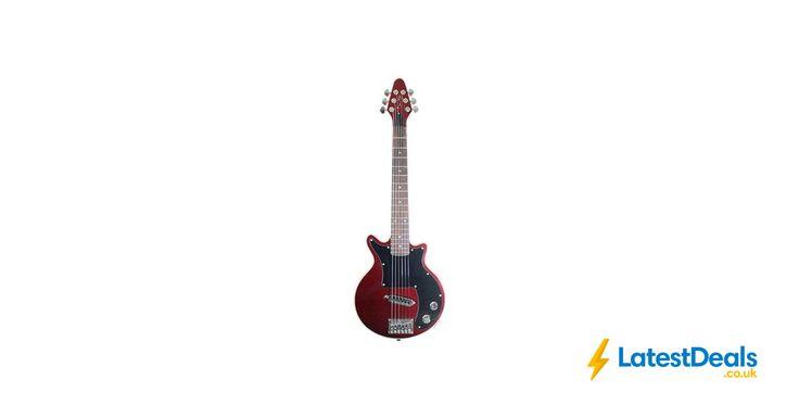 Brian May Mini May Antique Cherry Guitar [ Preorder ], £149 at Guitarguitar