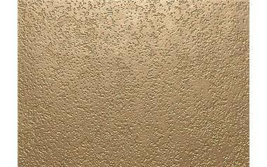 Detail goudkleurig afwasbaar vinyl behang voor keuken...