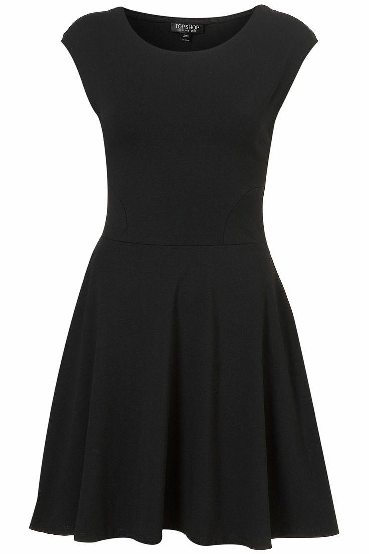 Style Philosopher // Little Black Dress // Topshop