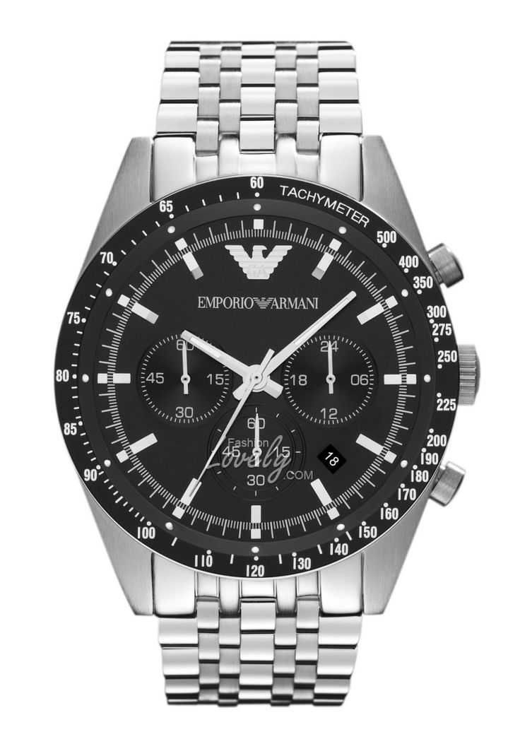 69a20cc9827 นาฬิกาผู้ชาย Emporio Armani AR5988 Sportivo Analog Display Analog