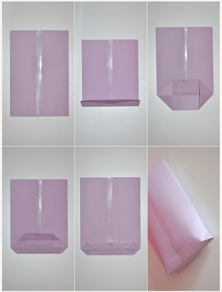 Oster-Geschenke verpacken Teil 4: Papiertüte mal anders #diy #deko #decoration #trend #tutorial #anleitung #selbermachen #filizity