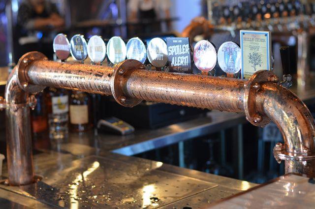 Four Hearts Pumpyard Bar and Brewery #Beer #CraftBeer #IpswichQld http://www.theothercapital.com/2015/03/pumpyard-bar-brewery.html