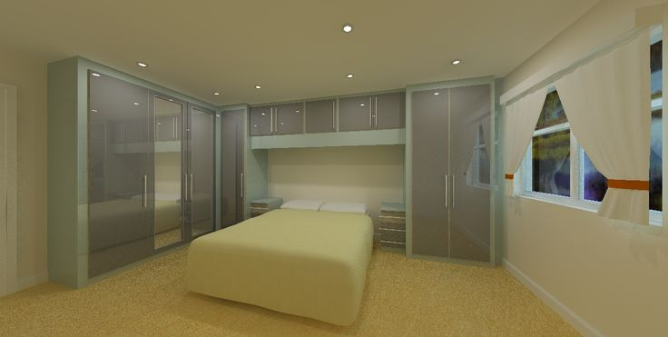 We use the best quality ARTICAD for all our designs... With HD Photo realism you can see how your bedroom/fit will look before it is even installed !