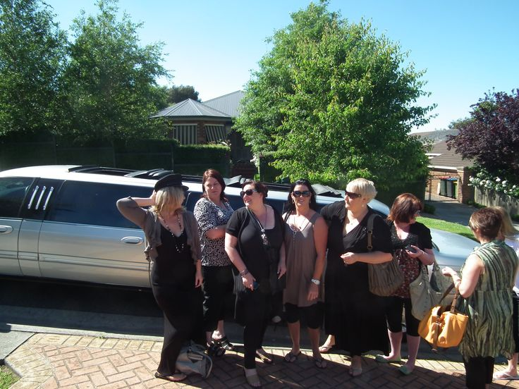 A limousine tour to all the beautiful wineries