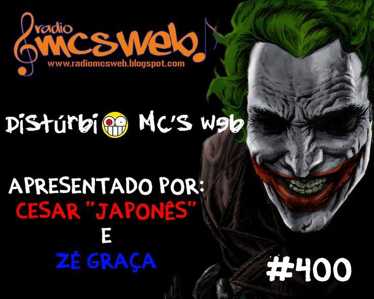 #400 Distúrbio MC's Web http://radiomcsweb.blogspot.com.br/2014/11/400-disturbio-mcs-web.html