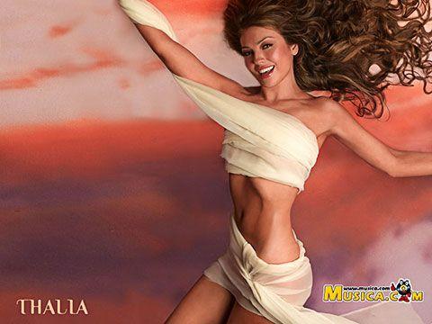 Letra de 'Equivocada' de Thalia. Página dedicada a Thalia: letras, vídeos, fotos, ranking, fondos de escritorio...