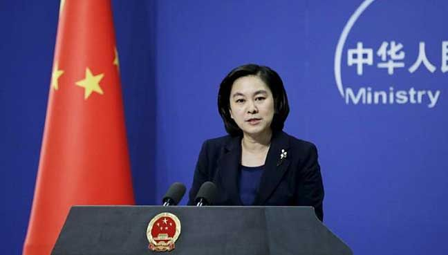 China says no objection to planned US carrier visit if it benefits - has no objection