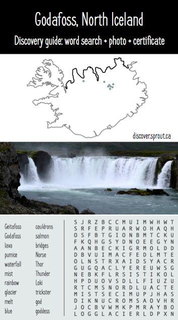 Godafoss, North Iceland
