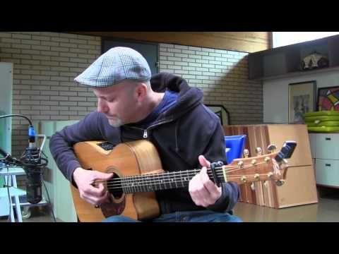 """Killing Me Softly"" - Fingerstyle Guitar - Adam Rafferty - YouTube"