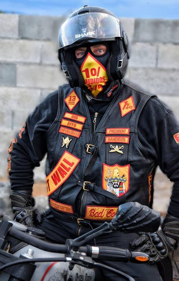 Bandidos hors om bomberna i goteborg