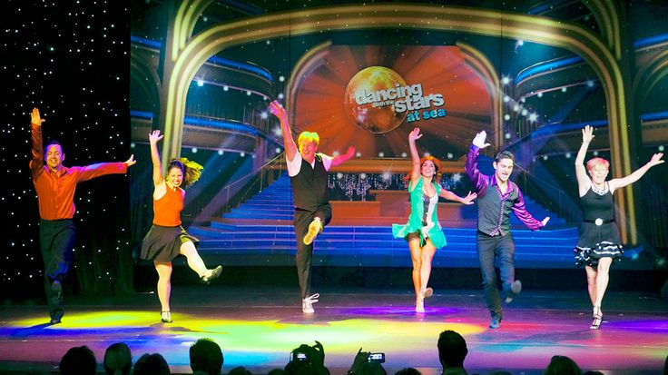 Guest Competition, Dancing with the Stars: At Sea – Dancing with the Stars: At Sea Competition Heats Up on Holland America Line's Nieuw Amsterdam | Popular Cruising (Image Copyright © Jason Leppert)