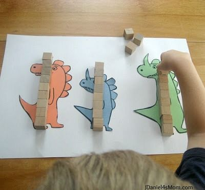 7 Creative Ways to Learn with Dinosaurs and Fossils - Buggy and Buddy