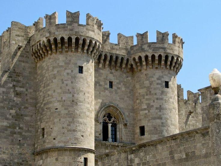 Rhodes - Παλιά Πόλη της Ρόδου