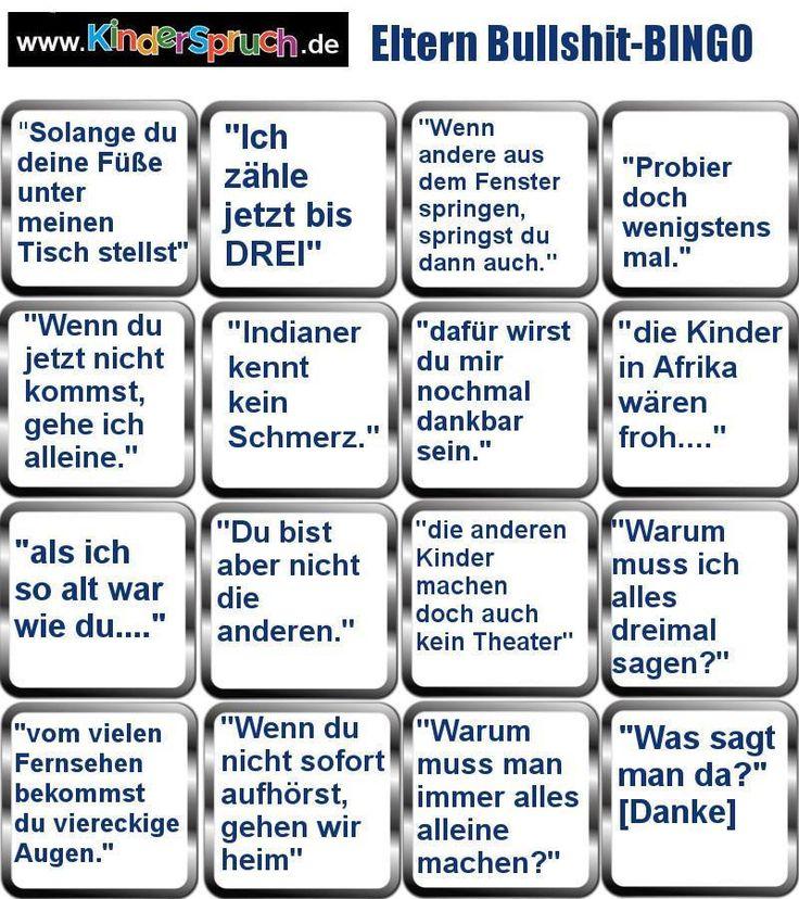 bullshit deutsch