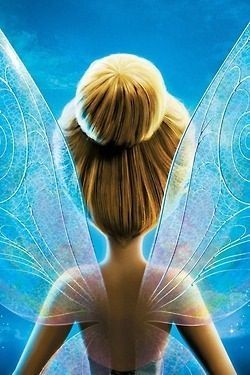 Have Tinkerbell's attitude..  now imagine a tink wig as perfect as that....