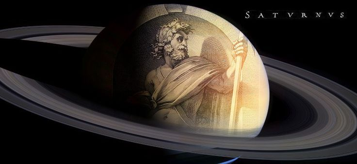 saturn-mythology