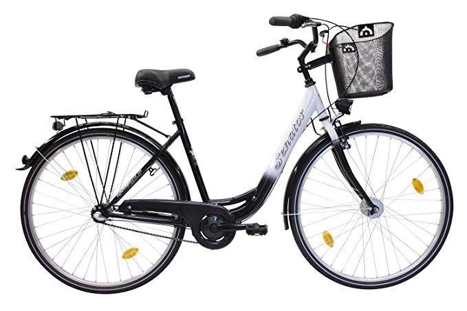 Citybike 28 Zoll Aluminium 3 Gang Nabenschaltung Stvzo