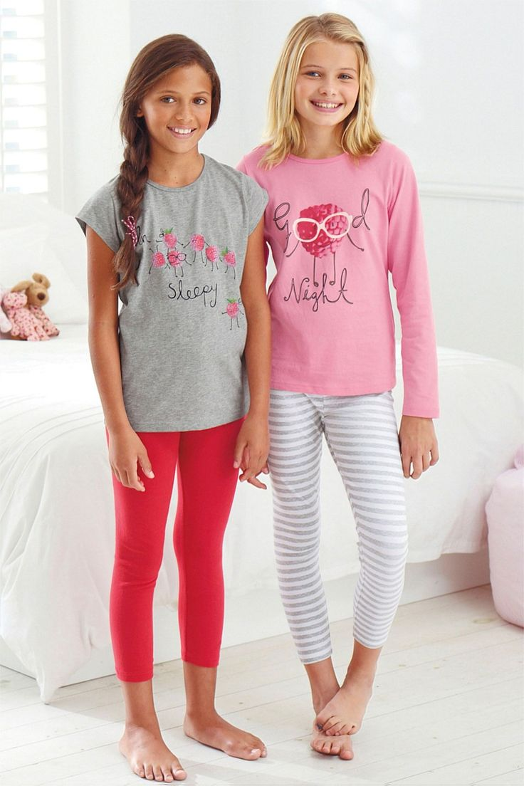 Older Girls Younger Girls nightwear Pyjamas - Next Ireland. International Shipping And Returns Available. Buy Now!