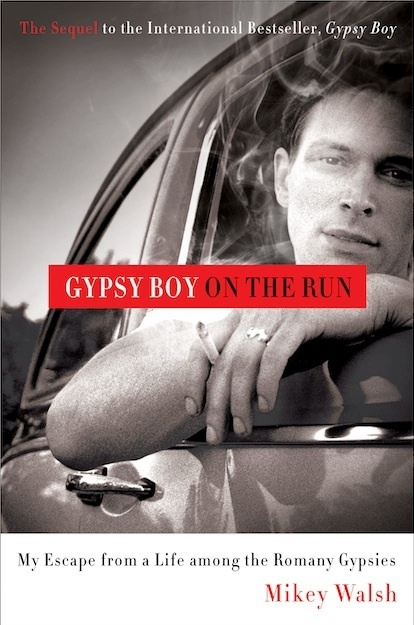 Gypsy boy II ' on the run' cover