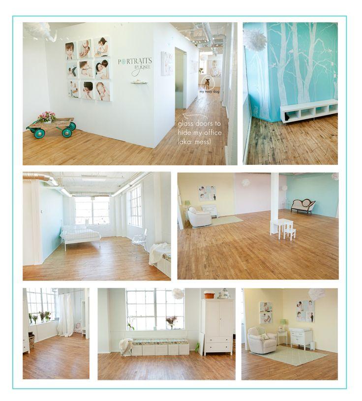 Dreamy photography studio ....