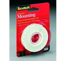 Obojstranná lepiaca páska montážna Scotch