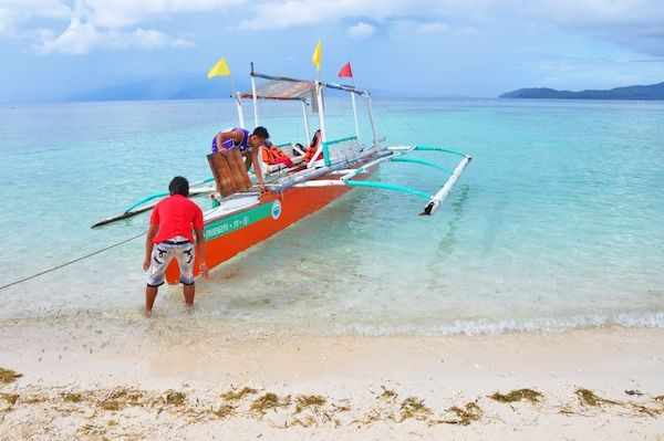 Mantigue Island Nature Park in Camiguin  - http://outoftownblog.com/mantigue-island-nature-park-in-camiguin/