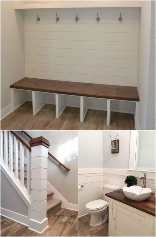 25 Rustic Shiplap Decor And Furniture Ideas For A …