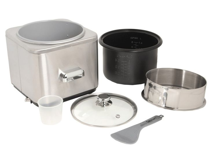 8 Cup Cuisinart Rice Cooker and Steamer Best Performance