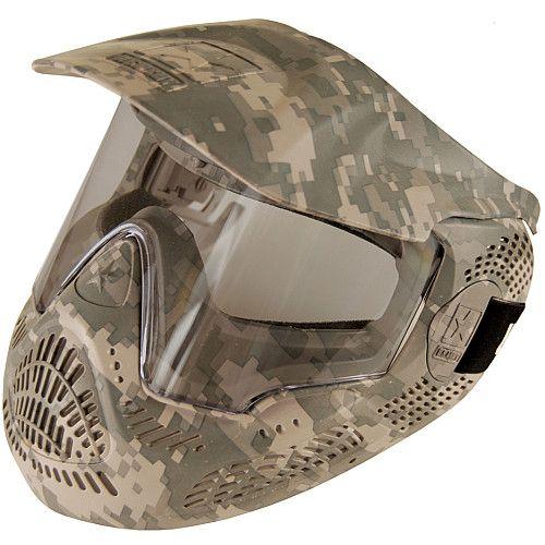 Tippmann US Army Ranger Performance Paintball Mask - Camo