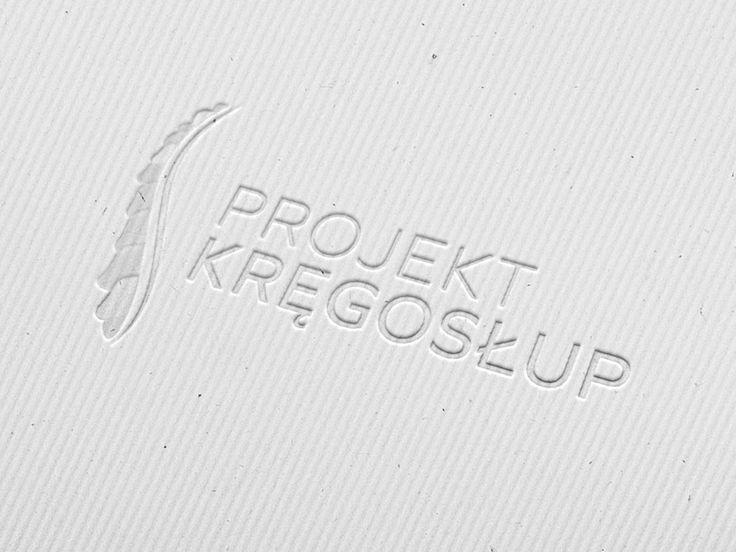 Przepis na Dizajn Logo Projekt Kręgosłup 4