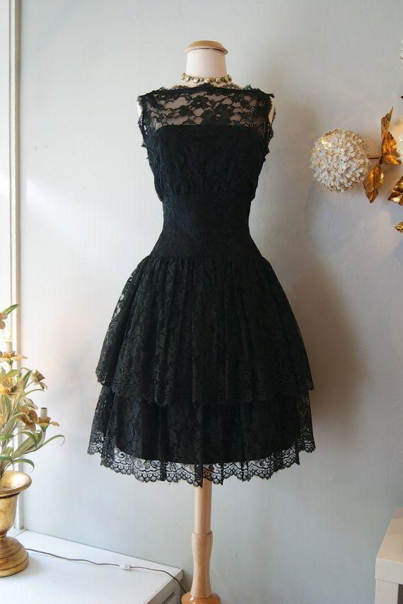 1000  ideas about Vintage Cocktail Dress on Pinterest - Cocktail ...