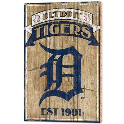 Wincraft MLB Detroit Tigers Graphic Art