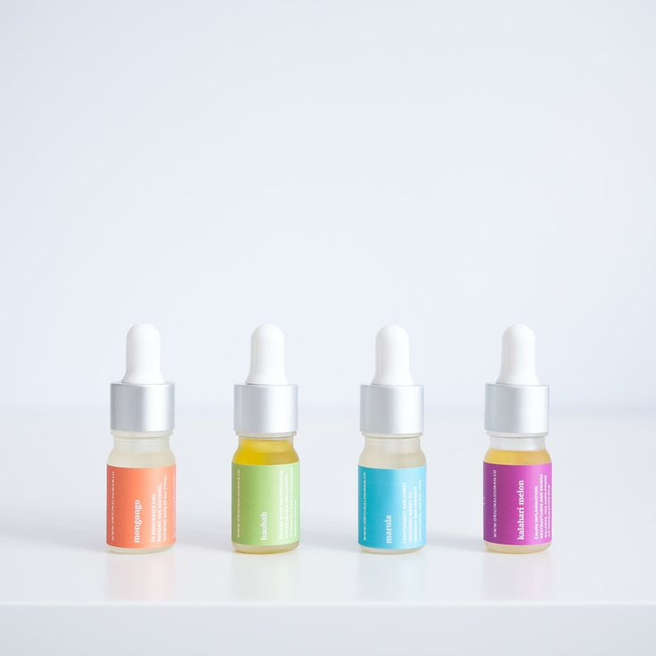 The Discovery Pack //  Discover your favourite serum, mix and match as needed, or travel light with this four pack of sample sized serums.