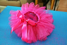 i do random things!: DIY Sparkly Baby Tutu Tutorial