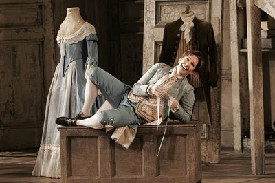Joyce DiDonato, Cherubino, Lyric Opera of Chicago