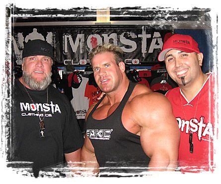 Джей Катлер - истинный ценитель Monsta!