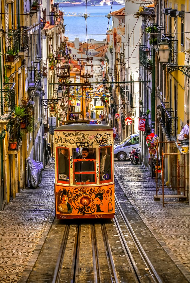 Cuadra de Bica Lisboa, Portugal.