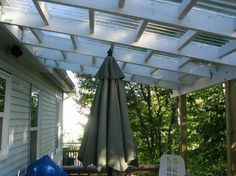 Best 25 Corrugated Plastic Roofing Sheets Ideas On