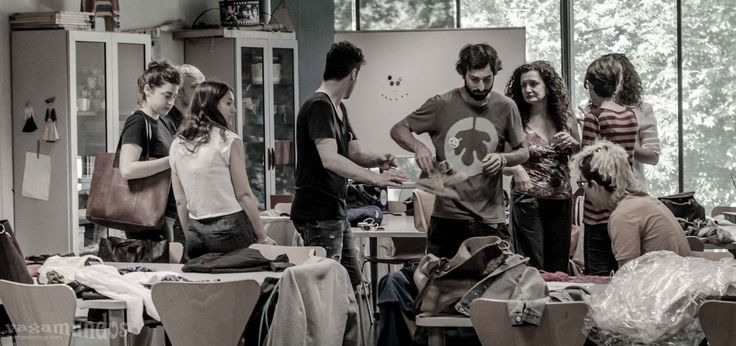The Circular Project Shop - Desfile Moda Sostenible - Arte 4 Fotografía - Vagamundos