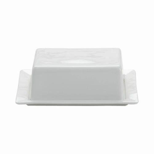 Butterdose WHITE BASICS 16 x 13 cm von Maxwell & Williams