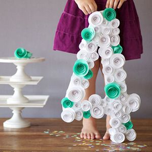 manualidad para decorar fiestas infantiles para nios pgina