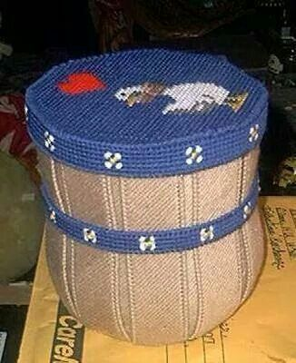 Country Bushel Basket 1/3
