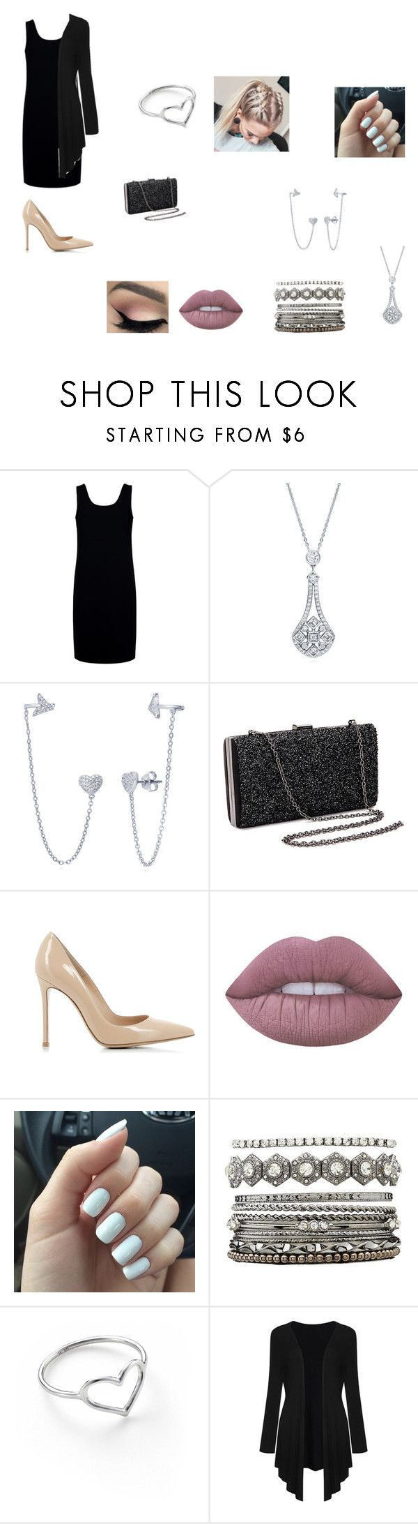 """Sunday best - Wednesday 2017-2018"" by diamond-heart2016 ❤ liked on Polyvore featuring Être Cécile, BERRICLE, Gianvito Rossi, Lime Crime, Charlotte Russe, Jordan Askill and WithChic"