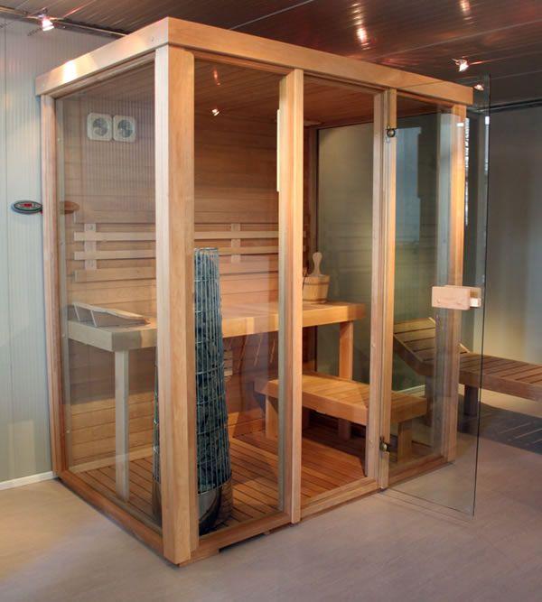 344 best images about sauna on pinterest for Indoor sauna plans