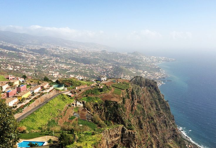 Madeira Viewpoint, 600 m above the sea