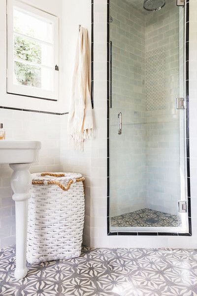 Consider Materials - How To Organize Your Bathroom Like A Pro - Photos