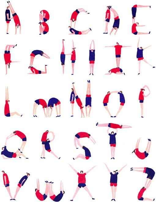 healthy alphabet